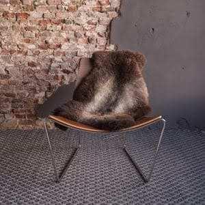 Afrit 29 - Appel AT LG fauteuil - aanzicht voor - schaap bont
